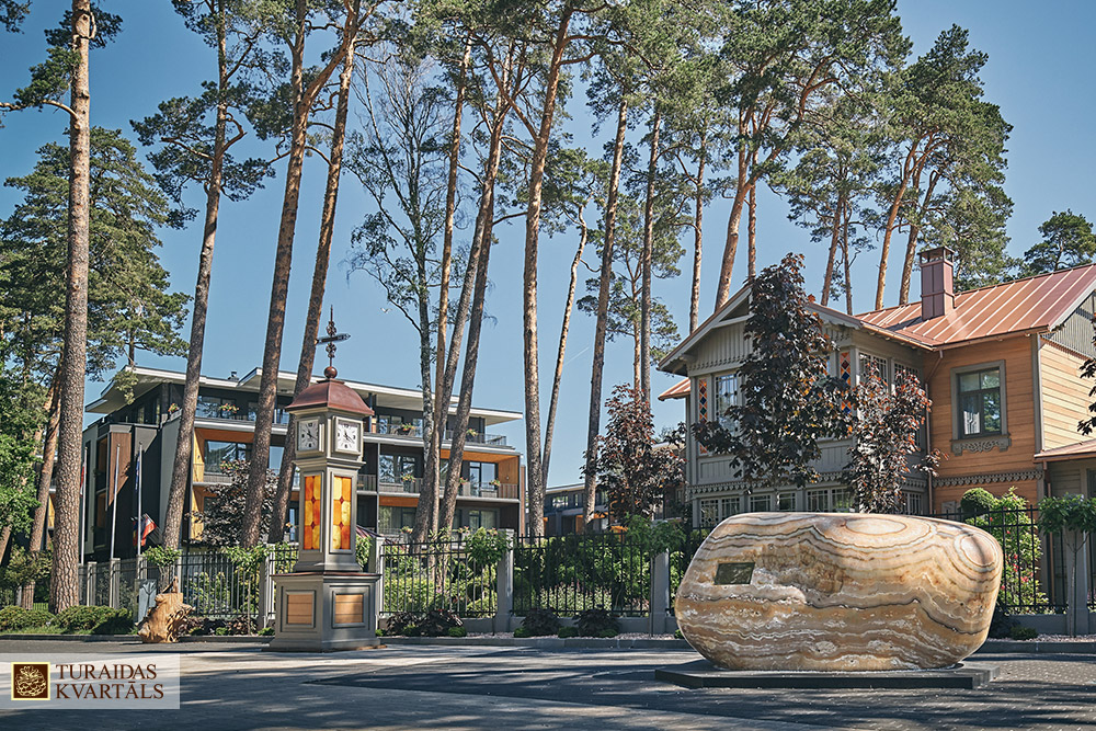 Turaidas Quarter — modern cozy apartments in Jurmala!